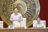 Vuong Dinh Huê appelle à valoriser le rôle de la Commission de la culture