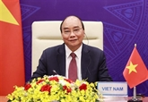 Nguyên Xuân Phuc à l'ouverture du Sommet international sur le climat