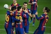 Espagne : l'Atlético repasse premier, Messi et le Barça poussent