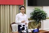 Hô Chi Minh-Ville exhortée à resserrer les règles de lutte contre le COVID-19