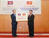 Le Cambodge remercie le Vietnam pour sa solidarité