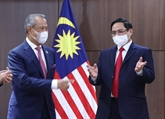 Le PM multiplie ses rencontres en Indonésie