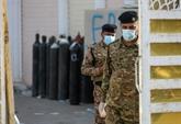 Colère en Irak après un incendie meurtrier dans un hôpital dédié au COVID-19