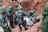 Vinh Phuc : déplacement réussi d'une bombe de 340 kg hors de la zone résidentielle