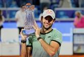 Tennis : Matteo Berrettini s'adjuge le titre à Belgrade