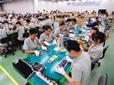 L'exportation de produits électroniques entre les mains des entreprises étrangères