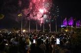 Ho Chi Minh-Ville : annulation des feux d'artifice à l'occasion des fêtes du 30 avril et du 1er mai