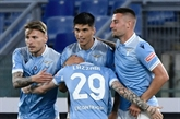 Milan chute contre la Lazio, l'Inter toujours plus près du titre