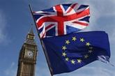 Le Parlement européen a votésur l'accord post-Brexit
