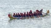 La course de bateaux