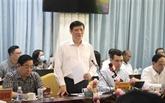 COVID : le ministère de la Santé demande à Vinh Long de rehausser sa vigilance