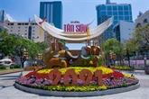 Lancement du concours de conception de la rue florale Nguyên Huê 2022