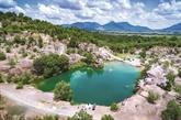 Le lac Tà Pa, nouvelle destination touristique à An Giang