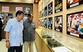 Exposition thématique sur le Président Hô Chi Minh et des élections législatives
