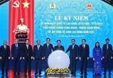 Le président Nguyên Xuân Phuc apprécie le rôle des ouvriers