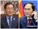 Approfondir le partenariat de coopération stratégique République de Corée - Vietnam