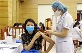 Le Vietnam accélère la vaccination contre le COVID-19