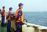 Vietnam et Chine achèvent leur patrouille navale dans le golfe du Bac Bô
