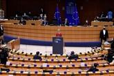 La saga du Brexit s'achève avec le feu vert des eurodéputés à l'accord commercial