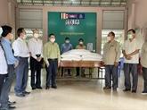 L'hôpital Cho Ray Phnom Penh conjugue ses efforts avec le Cambodge pour lutter contre le coronavirus