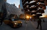 À New York, quelques heureux élus savourent leur premier spectacle depuis un an