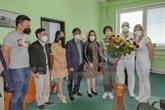 Des citoyens vietnamiens en R. tchèque contribuent à la lutte contre le COVID-19
