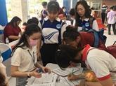 Hô Chi Minh-Ville : plus de 10.000 emplois proposés sur le marché du travail
