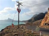 L'île de Côn Dao sera reliée au réseau électrique national