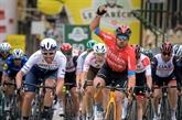 Tour de Romandie : Colbrelli s'accroche et décroche un 1er succès cette année