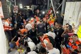 Une bousculade fait au moins 44 morts dans un pèlerinage juif en Israël
