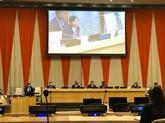Le Vietnam conclut le mois de la présidence du Conseil de sécurité