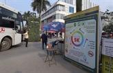 Le Vietnam enregistre 14 nouveaux cas de COVID-19 vendredi après-midi