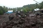 Vingt morts dans des crues soudaines et des glissements de terrain en Indonésie