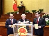 Le nouveau président de l'État et le nouveau PM seront élus le 5 avril