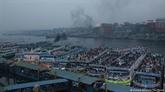 Naufrage d'un ferry au Bangladesh, au moins cinq morts