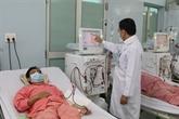 L'hôpital Cho Rây endosse le rôle de centre régional de formation de l'Association internationale de néphrologie