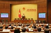 Proposition sur la libération de ses fonctions de la vice-présidente du Vietnam