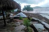 Les inondations font plus de 110 morts, des dizaines de disparus