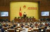 Assemblée nationale : organe suprême du pouvoir de l'État et du peuple