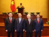 Des médias égyptiens apprécient les nouveaux dirigeants du Vietnam