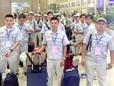 Le Vietnam compte envoyer 90.000 travailleurs à l'étranger en 2021