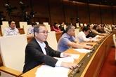 Des membres de l'AN et l'auditeur général d'État libérés de leurs fonctions