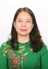 Madame Vo Thi Anh Xuân élue vice-présidente vietnamienne
