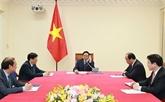 Le Cambodge formule ses félicitations au Premier ministre Pham Minh Chinh