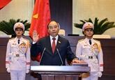 Des pays étrangers félicitent de nouveaux dirigeants du Vietnam