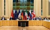 Reprise des négociations à Vienne, la levée des sanctions à l'ordre du jour