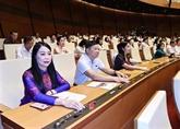 Assemblée nationale : les élections de postes continuent le 7 avril