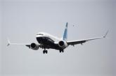 Le Bœing 737 Max autorisé à transiter par l'espace aérien vietnamien