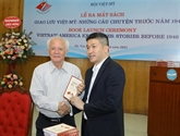 Lancement du livre Échange Vietnam - États-Unis, des histoires avant 1946