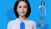 Lancement du premier projet sur l'humain artificiel avec maîtrise en langue vietnamienne